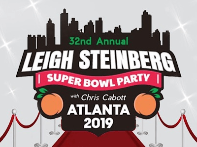 Leigh Steinberg Super Bowl Party