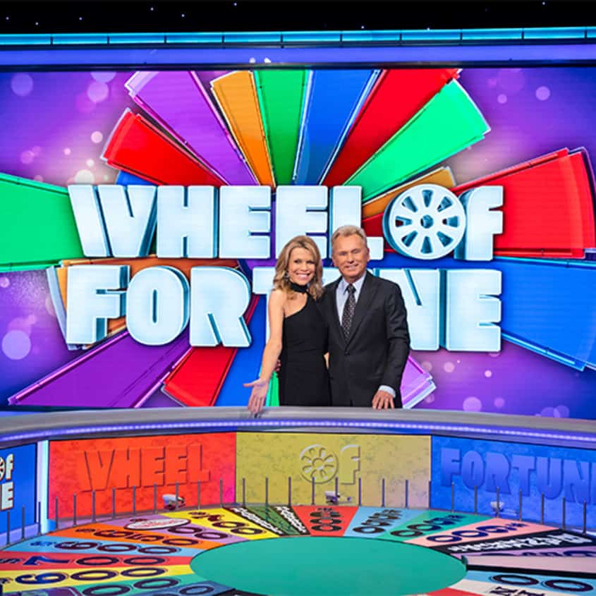 Wheel of Fortune VIP Tour